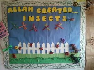 spring insect bulletin board ideas for kıds (10)