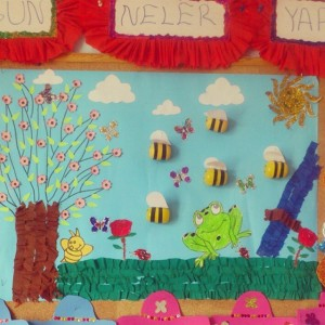 spring insect bulletin board ideas for kıds (7)