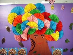 spring tree craft (4)