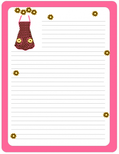 stationary free printables for kıds (10)