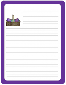 stationary free printables for kıds (5)