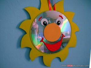 sun crafts for kıds (2)