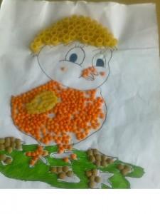 sweet bird seed craft