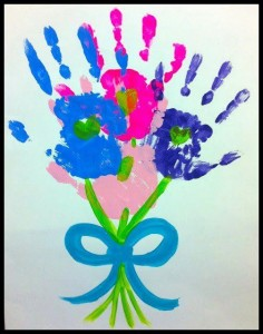 the best footprint crafts for kids to make (7)