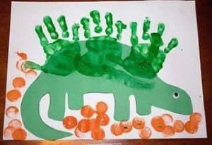 the best handprint and footprint craft ideas for kids (1)
