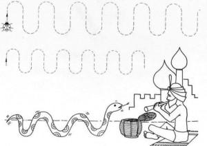 tracing line activities for preschool (10)