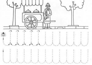 tracing line activities for preschool (12)