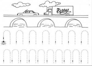 tracing line activities for preschool (13)