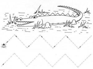 tracing line activities for preschool (8)