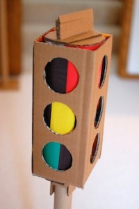 traffic lights craft for kıds (1)