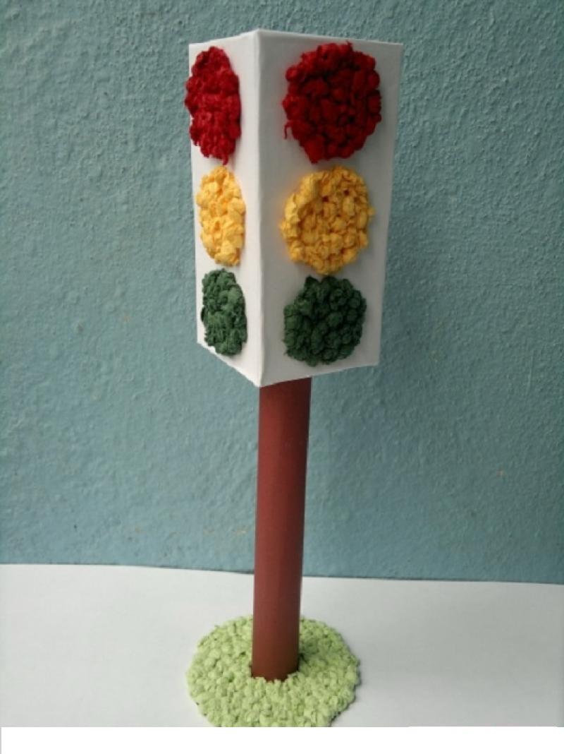 traffic lights craft for k ds 2