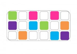 ıce cube tray pattern activities (2)