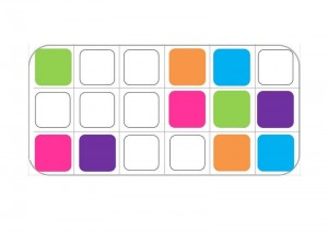 ıce cube tray pattern activities (4)