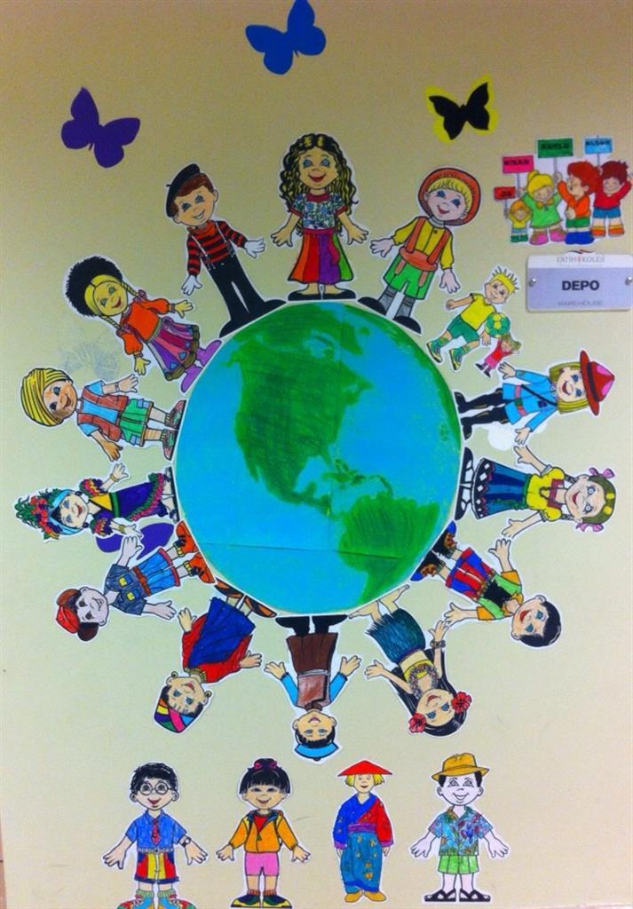23 april international children s day craft (16 ...