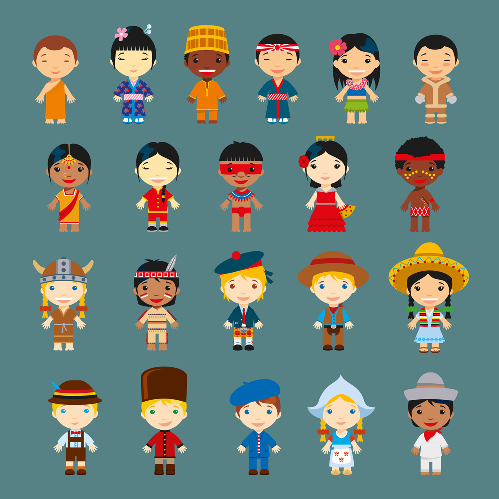 23 April International Children S Day Craft 18 on Free Spring Bulletin Board Idea For Kids 4
