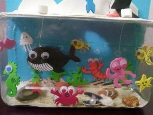 aquarium craft for kids