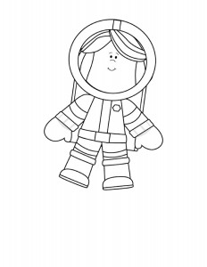 astronaut coloring  pages (2)
