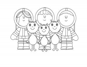 astronaut coloring  pages (3)