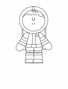 astronaut coloring  pages (5)