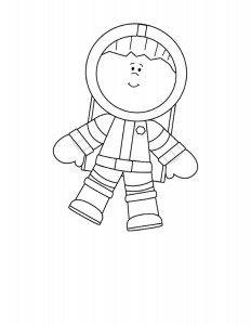 astronaut coloring  pages (6)