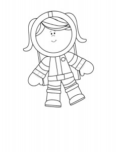 astronaut coloring  pages (8)