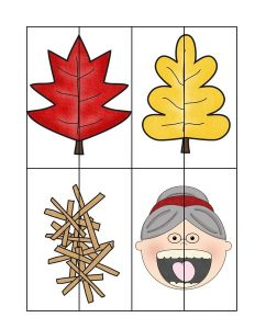 autumn puzzle printables (4)