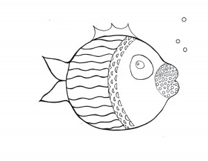 best fish coloring pages for kindergarten (1)