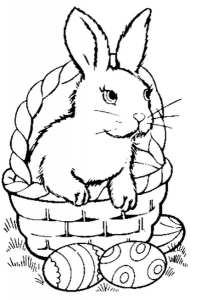 bunny coloring pages (1)