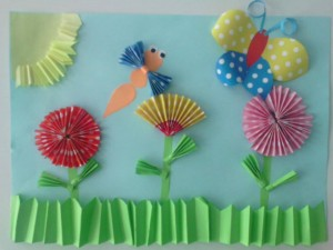 butterfly summer craft