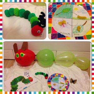 caterpillar and butterfly activities for preschool