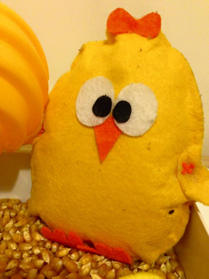 chicken or hen theme preschool activities and crafts