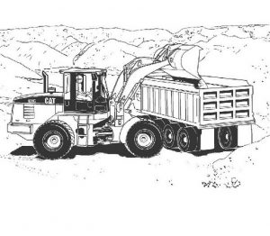 construction coloring pages kids,toddlers (12)