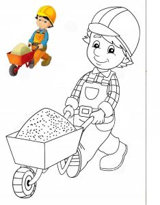 construction coloring pages kids,toddlers (14)