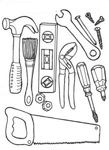 construction coloring pages kids,toddlers (4)