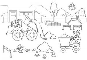 construction coloring pages kids,toddlers (6)