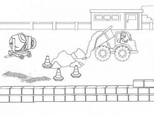 construction coloring pages kids,toddlers (8)