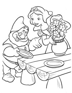 cotton princess coloring pages  (1)