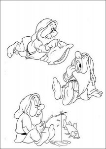 cotton princess coloring pages  (2)