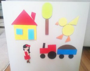 dıy magnets using puzzle pieces