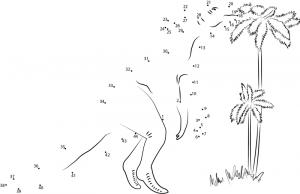 dinosaur-dot-to-dot-activities