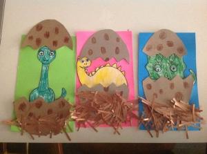 dinosaurs baby