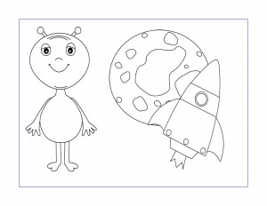 earth coloring pages (1)