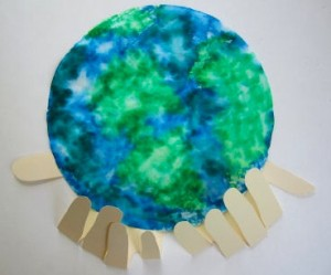earth day crafts for children (4)