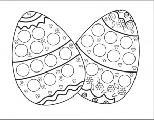 easter egg coloring pages (5)