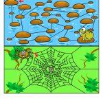Easy maze printables for preschool