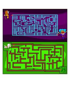 easy mazes for kids (12)
