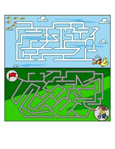 easy mazes for kids (7)