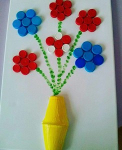 easy spring crafts for toddlers and preschoolers (9)