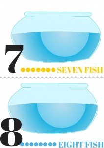 fish counting and color activities for toddlers (5)