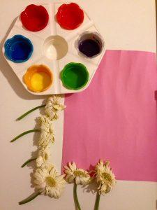 flower art activities for kids
